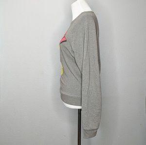 Pokemon Tops - Pokemon gray pull-on sz XL sweatshirt GUC
